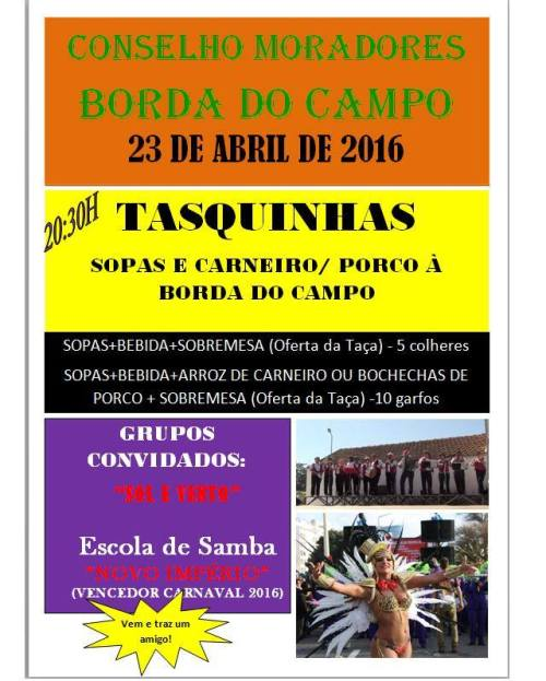 Tasquinhas_Borda_do_Campo_20h30min_23_Abril_2016