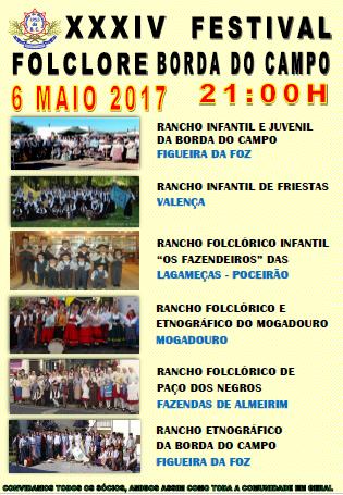 Cartaz_XXXIII_Festival_Folclore_Borda_do_Campo_07_Maio_2016_21_30h_